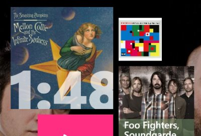 MixRadio on Windows Phone